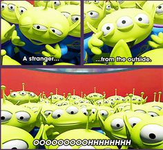 how my class is when another student comes into the class