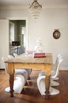 S e a s e i g h t B l o g: DREAMING HOUSE // DINING ROOM