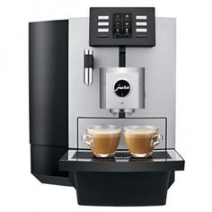 jura coffee machine SUITS 80 cups per day Catering Large offices Canteens BENEFITS One-Touch function touch screen Simple and clean operation Integrated rinsing, cleaning and descal Jura Coffee Machine, Espresso Coffee Machine, Coffee Maker, Coffee Shop, Automatic Coffee Machine, Latte Macchiato, Fresh Milk, Fresh Coffee, Black Coffee