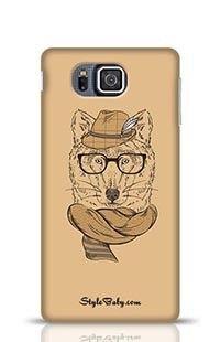 Mr. Fox Samsung Galaxy Alpha G850 Phone Case