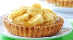 Recheio Mania: FAÇA & VENDA - Mini-tortinhas de banana caramelizada