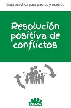 Resolución positiva de conflictos. Guía práctica para padres y madres . El contenido os va a encantar, trata temas tan importantes como; decir NO, NEGOCIACIÓN, las RESPONSABILIDADES, la prevención del CONSUMO DE DROGAS y por supuesto la GESTIÓN POSITIVA DE CONFLICTOS. Teacher Boards, Teacher Tools, Best Teacher, School Teacher, Social Work, Social Skills, Group Dynamics, Cute Phrases, E Motion