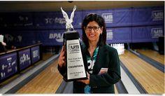 Life, lanes, Lani: 4th Consecutive PWBA US Open title - Liz Johnson