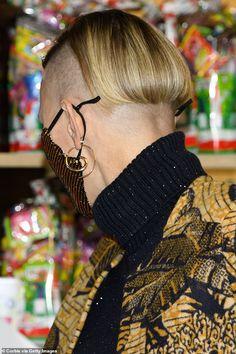 Punk Princess, Royal Princess, Princess Style, Audrey Tautou, Prince Albert Children, Monte Carlo, Monaco Princess, Buzzed Hair, Royal Christmas