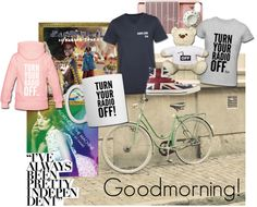 """Turn your morning OFF! :)"" by offradio on Polyvore"
