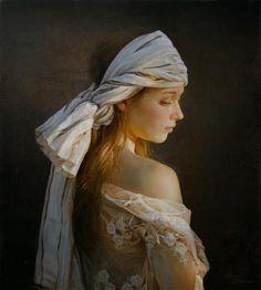 painting by Serge Marshennikov