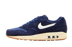 """Nike Air Max 1 Essential """"Suede Pack"""" Midnight Navy"""