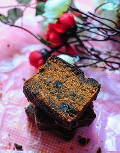 Eggless Plum Cake-Kerala Fruit Cake Recipe by Nags The Cook, via Flickr