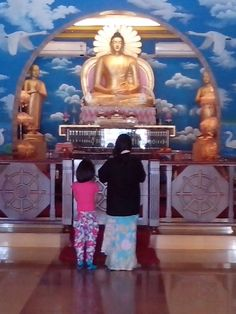 Srilankan's bhudha at bodhgaya