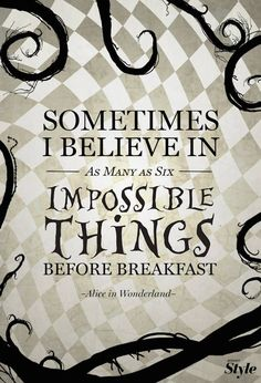 ❥ Believe in the impossible!!
