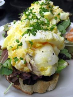 Euro Pane Bakery, Pasadena. You gotta get the egg salad sandwich and a salted caramel macaron.