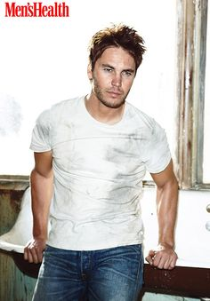 Friday Night Lights star Taylor Kitsch Shares his Smart Solutions for a Sexy Body.whatever you say Taylor, whatever you say. Taylor Kitsch, Celebrity Bodies, Celebrity Crush, Celebrity Photos, Tim Riggins, Hazel Eyes, Cute Actors, Sexy Body, Beautiful Men