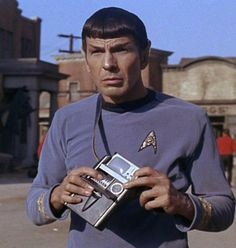 Celulares en Star Trek
