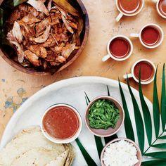 Salsa de Chile Morita Recipe
