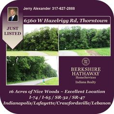 Another beautiful property for sale on a great location! Check it out over the weekend and then call Jerry.
