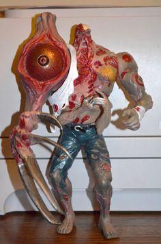 Resident Evil RARE William Birkin  CAPCOM Moby Dick Figure