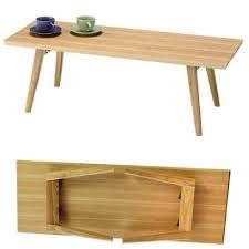 Image result for folding table legs wood
