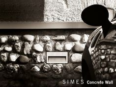 CONCRETE Foot- and walkover light by SIMES