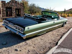 1963 Chevrolet Impala SS - Sweet Leaf classic car
