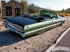 1963 Chevrolet Impala SS - Sweet Leaf classic car