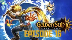 CHEATS GOLDEN SUN EPISODE 16 | GAME BOY APP 13 Game, Game Boy, Nintendo Ds, Golden Sun, Video Game Art, Apps, Youtube, Anime, Movie Posters