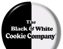 The Black and White Cookie Company by Joshua Auerbach, via Behance Black And White Cookies, Cookie Company, Behance, Board, Planks