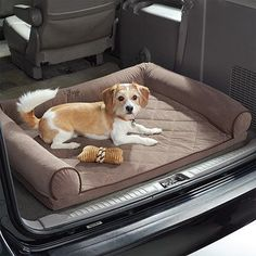 Quilted SUV Bolster Bed