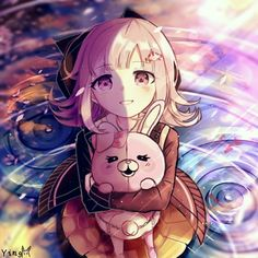 Danganronpa : despair arc So cuuuute ! <3 My little Chiaki :3 Chiaki Nanami