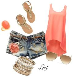 Cute outfit for a teen