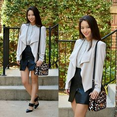 I'm super excited to partner up with @castrofashion today on http://ift.tt/1dl03kr! Make sure you guys check out my blog to read all about my #OOTD!  by sensiblestylista