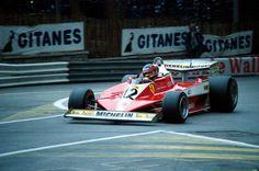 Gilles Villeneuve Ferrari 1978