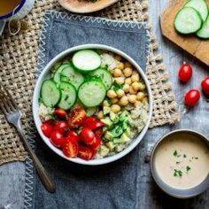 High-Fiber High-Protein Lunch Ideas for Work - EatingWell.com