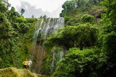 Travelogue: Lagunas Best-kept Hidden Falls