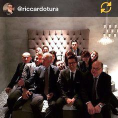 #Dorelan #dream team: our #greatest asset! From #milanodesignweek #bedinitaly #beautiful #family #design #mdw2015 #friend #DorelanDreamsDesign #isaloni #beauty #ita_details #milano #dormirebene #viveremeglio #mdw15 #wellbeing #love #working with them #magic #atmophere #biz #emozionidorelan #madeinitaly