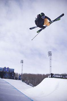 Justin Dorey, X Games 2012 Aspen