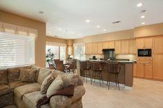 #Oakmont. 37 Oakmont Drive, Rancho Mirage, CA 92270 - mediterranean - kitchen - los angeles - Love of the Desert c/o Windermere Real Estate www.palmspringsgreathomes.com #PalmSpringsRealEstate, #RanchoMirageHomes