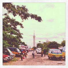 L'Échangeur de Limété / Kinshasa - DRC, Africa