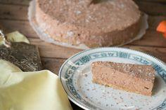 no-bake cheesecake met salted caramel én chocolate