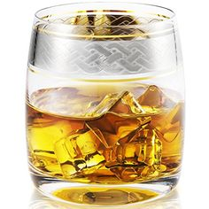 Hand Etched Whiskey Glasses - Gold and Platinum Etcching - Made in Europe, Set Perfect gift for Father's day. Alcohol Glasses, Whiskey Glasses, Gifts For Father, Shot Glass, Wine Glass, Europe, Tableware, How To Make, Gold