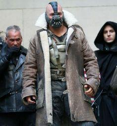 Bane Jacket Genuine Got Hide Leather Buffing Brown Trench Coat Dark Knight Rises Bane Dark Knight, The Dark Knight Rises, Brown Trench Coat, Leather Trench Coat, Shearling Coat, Men's Leather Jacket, Leather Men, Distressed Leather, Leather Jackets