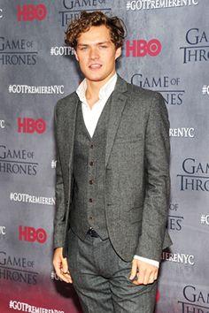 "<3 Finn Jones HBO's ""Game Of Thrones"" Season 4 - NY Premiere (March 18, 2014) <3"