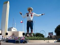 Big Tex runs away with Best Quirky Landmark contest, but an iconic Houston spot isn't left out