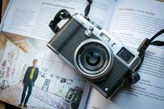 Polaroid - aparat, kamera i. Jude And Noah, Fuji X100, Jandy Nelson, Sun Aesthetic, Fuji Camera, Photography Gear, Camera Gear, Walkie Talkie, Fairy Tales