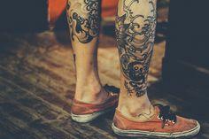 #tatoos#legs