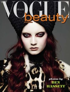 Beauty—Ben-Hassett-for-Vogue-Italia-November-2012 – Beauty and Make Up Pictures