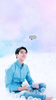 Shared by 『 ペニー 』. Find images and videos about kpop, exo and sehun on We Heart It - the app to get lost in what you love.