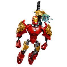 "LEGO Marvel Super Heroes The Avengers Iron Man (4529) - LEGO - Toys ""R"" Us"