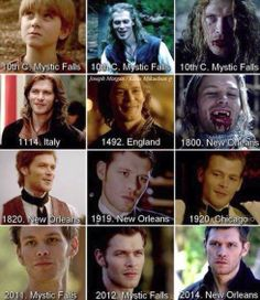 Klaus - The Originals