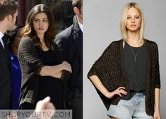 Hayley Marshall Fashion, Clothes, Style and Wardrobe worn on TV Shows |