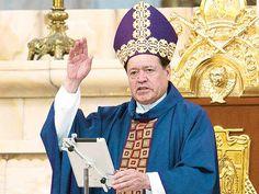 Nunca hemos tenido problema en recomendar el uso de los elementos de la naturaleza que sirvan para la salud, dijo ayer el cardenal Norberto Rivera Carrera